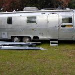 1974 Airstream Sovereign Land Yacht Exterior