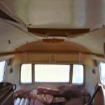 1974 Airstream Sovereign Land Yacht Interior