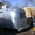 1967 Airstream Safari Exterior