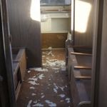 1973 Airstream Overlander Interior