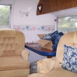 1964 Airstream Globe Trotter Interior