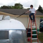 1964 Airstream Globe Trotter Customization