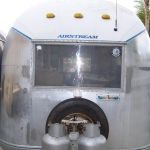 1964 Airstream Globe Trotter Systems and Running Gear