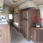 1976 Airstream International Sovereign Interior