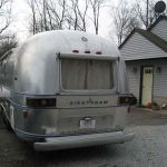 1976 Airstream International Sovereign Exterior