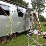 1972 Airstream Sovereign Exterior
