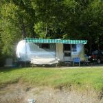 1969 Airstream Trade Wind double delux Exterior