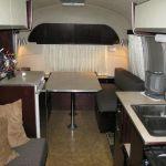 1966 Airstream safari Interior