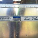1971 Airstream Trade wind Exterior