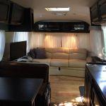 2005 Airstream Classic Interior