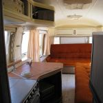 1977 Airstream Caravanner Interior