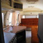 1977 Airstream Caravanner Interior