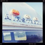 1972 Airstream Ambassador Exterior