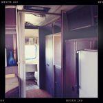 1972 Airstream Ambassador Interior