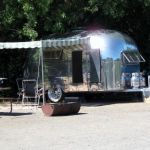 1957 Airstream Bubble Exterior