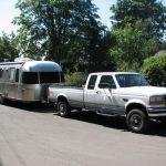 2002 Airstream Classic Tow Vehicle
