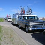 1960 Airstream Caravel Tow Vehicle