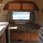 1960 Airstream Caravel Systems and Running Gear