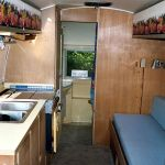 1967 Airstream Safari Systems and Running Gear