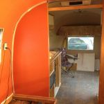 2012 Airstream Tradewind Interior