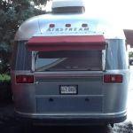 2001 Airstream Classic Limited Exterior