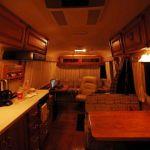 2001 Airstream Classic Limited Interior