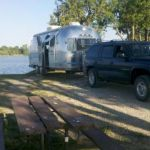 1971 Airstream Caravanner Tow Vehicle