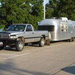 1972 Airstream Ambassador Tow Vehicle