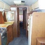 1974 Airstream Soverign Interior