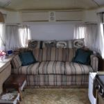 1976 Airstream Land Yacht Interior