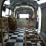 1959 Airstream Tradewind Interior