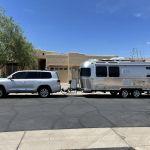 2015 Airstream International Serenity Tow Vehicle