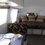 1965 Airstream Globetrotter Interior