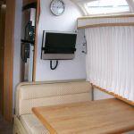 2006 Airstream Classic Dinet Interior