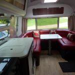 2012 Airstream 684 SII 2.5M Interior