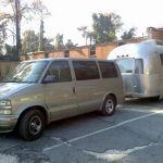 1969 Airstream Caravel Tow Vehicle