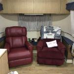 2003 Airstream Safari Interior