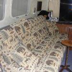 1979 Airstream Sovereign Land Yacht Interior