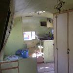 1955 Airstream Safari #06161 Interior