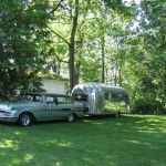 1951 Airstream Flying Cloud S/N 7073