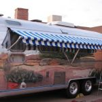 1975 Airstream Trade Wind Exterior