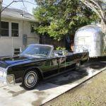 1964 Airstream Safari Tow Vehicle