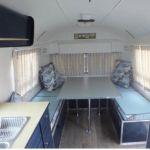 1970 Airstream Safari Interior