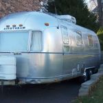 1976 Airstream Trade Wind Exterior