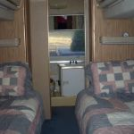 1976 Airstream Trade Wind Interior