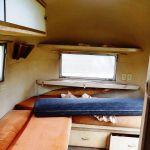 1961 Airstream Bambi Interior