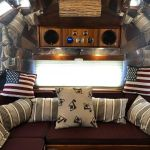 1955 Airstream Flying Cloud Interior