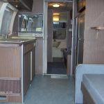 1971 Airstream Sovereign International Interior
