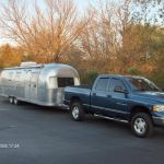 1971 Airstream Sovereign International Tow Vehicle
