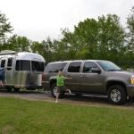 2011 Airstream Flying Cloud Tow Vehicle